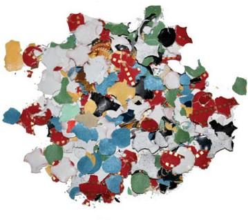Confetti Multi 500gr