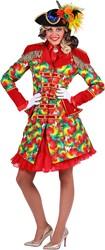 Carnavalsjas Celebration Twirl voor dames