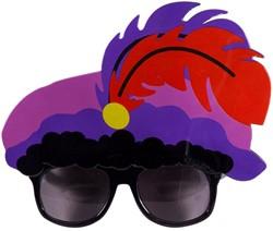 Bril Zwarte Piet