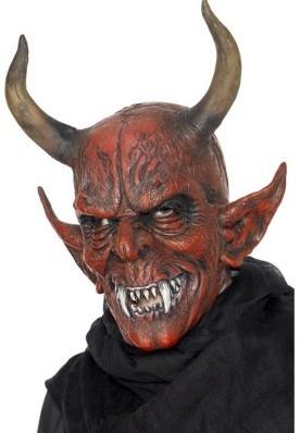 Masker Demon Devil