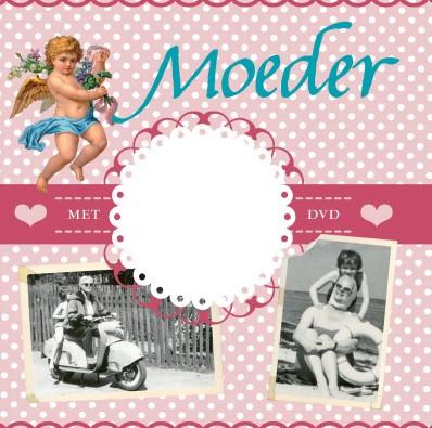 Boek Moeder (met DVD)
