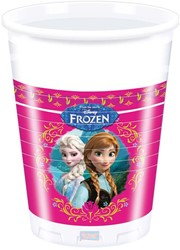 Bekers Frozen 200ml 8st.