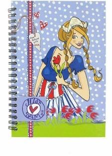 Just Sam Notebook A6