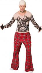 Tattoo Shirt Tribal Skull