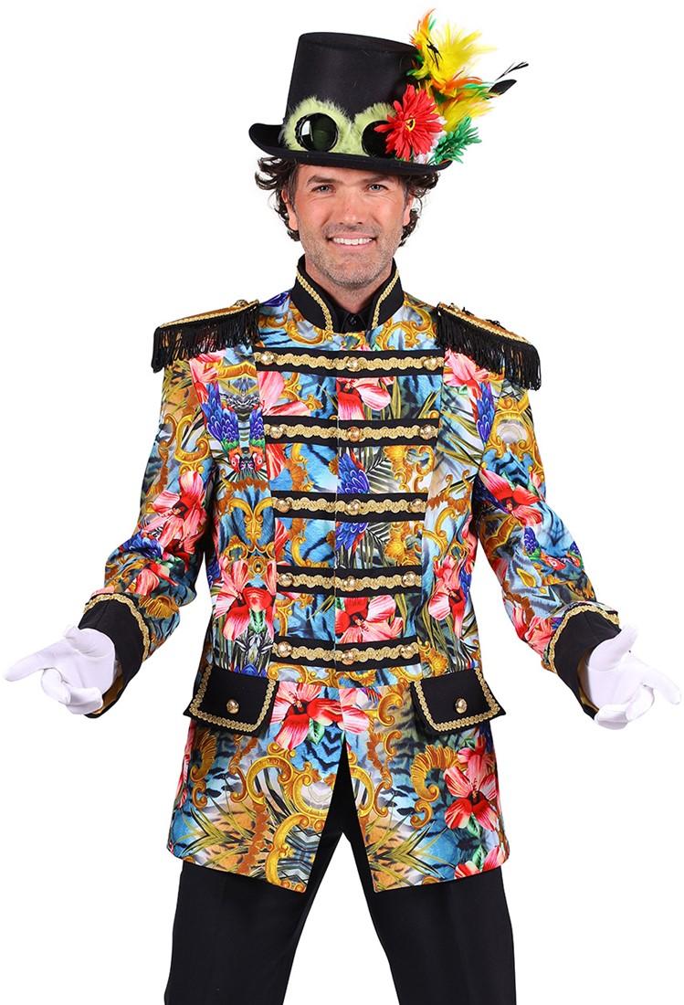 Carnavalsjas Fiesta Burlesque voor heren