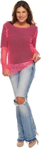 Nethemd Pink