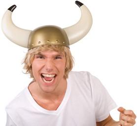Plastic Viking Helm