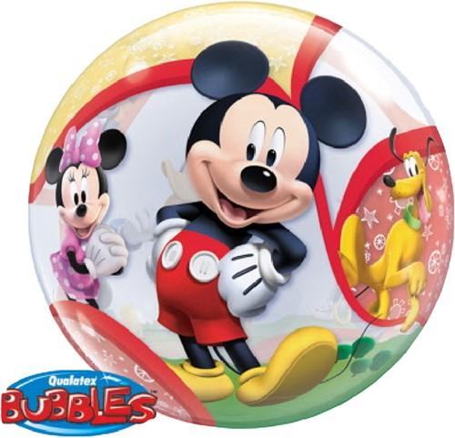 Bubble Mickey Mouse