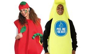 Carnavalsaccessoires Fruit & Groente