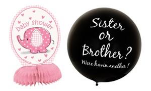 Decoratie & Versiering Geboorte Meisje
