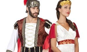 Grieken & Romeinen kopen bij Carnavalsland