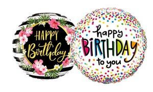 Decoratie & Versiering Happy Birthday
