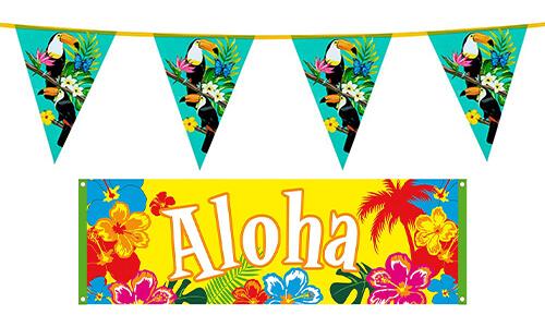 Hawaii Versiering