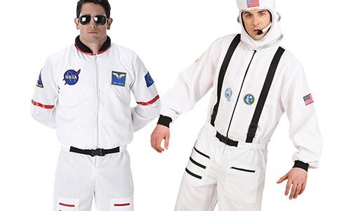 Astronaut Herenkleding