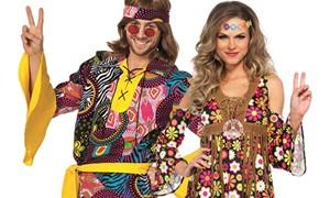 Hippie kleding kopen? | Carnavalskleding.nl