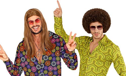 Hippie Herenkleding