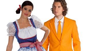 Nu Holland & Oranje kleding en accessoires voor dames en heren kopen bij Carnavalsland
