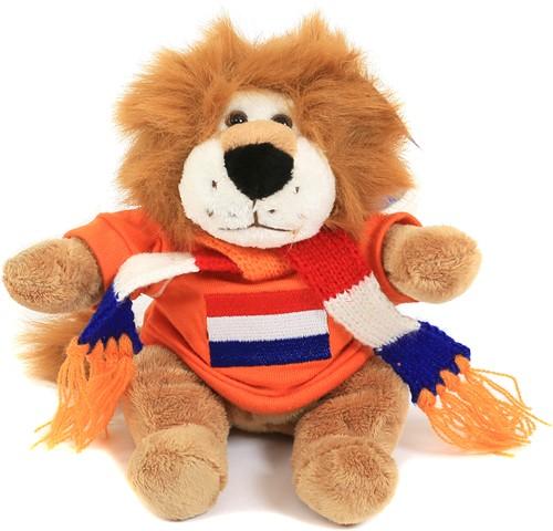 Knuffel Hollandse Leeuw 20cm Muziek