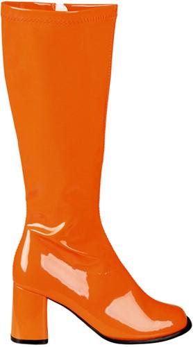 Laarzen Retro Oranje