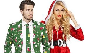 Carnavalsaccessoires Kerst & Engeltjes