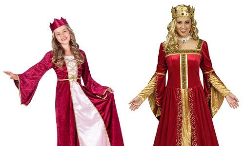 Koningin Kostuum