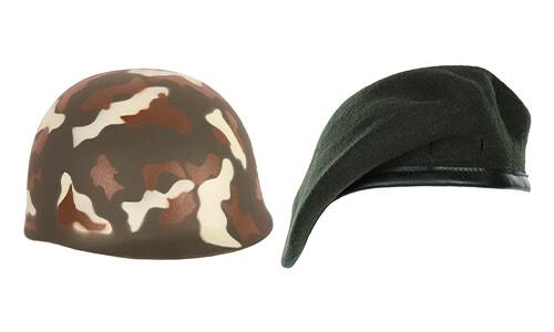 Leger Helmen