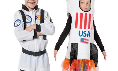 Astronaut Meisjeskleding