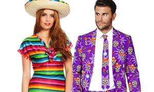 Carnavalsaccessoires Mexicaans