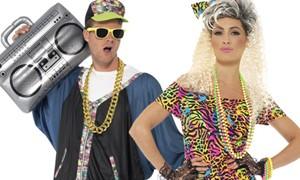Carnavalsaccessoires Nineties
