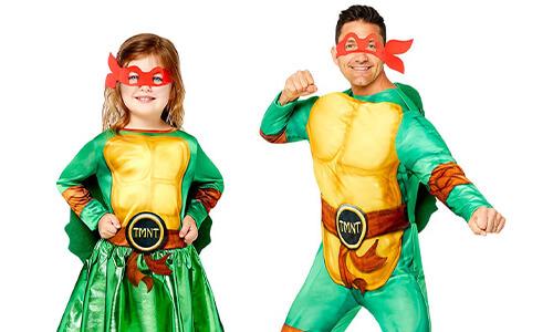 Ninja Turtle Pak