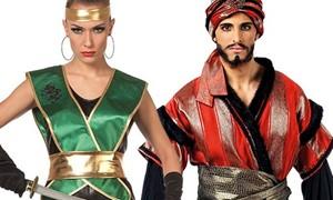 Ninja kostuum kopen bij Carnavalsland