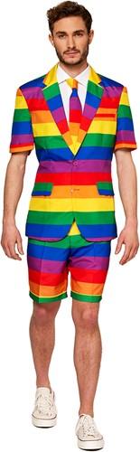 Herenkostuum Summer Suitmeister Rainbow