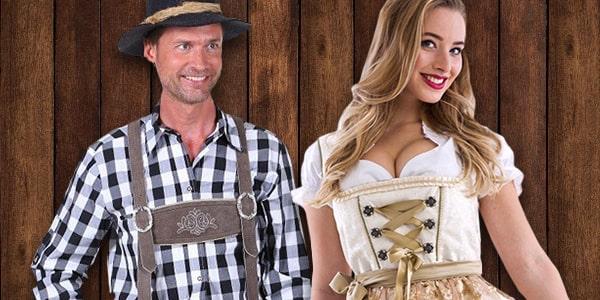 Voorpag - Banner 6: Oktoberfest & Tirol