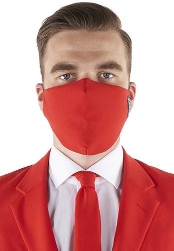 Mondkapje OppoSuits Red Devil