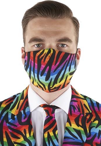 Mondkapje OppoSuits Wild Rainbow