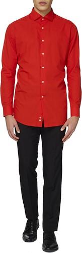 Overhemd OppoSuits Red Devil
