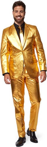Herenkostuum OppoSuits Groovy Gold