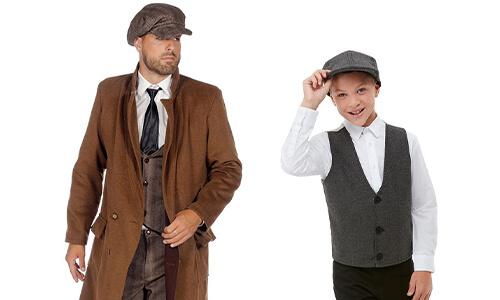 Peaky Blinders Outfit