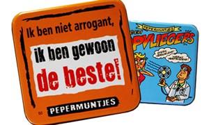 Pocket Tins Pepermunt