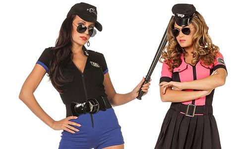 Politie Pakje Dames