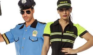 Carnavalsaccessoires Politie
