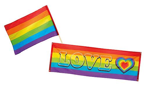 Pride Vlag