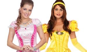 Carnavalsaccessoires Prinsessen