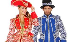 Carnavalsaccessoires Renaissance, Barok & Rococo