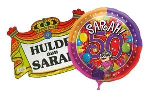 Sarah – 50 jaar vrouw kopen of huren bij Carnavalsland