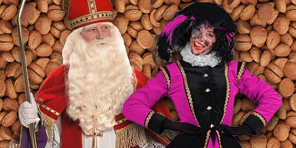 Voorpag - Banner 8: Sinterklaas