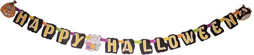 Letterslinger Happy Halloween