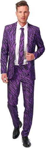 Herenkostuum Suitmeister Pimp Tiger