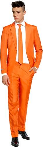 Herenkostuum Suitmeister Solid Orange