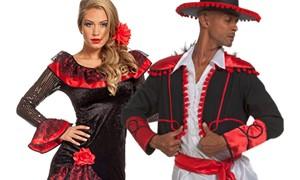 Carnavalsaccessoires Spaans